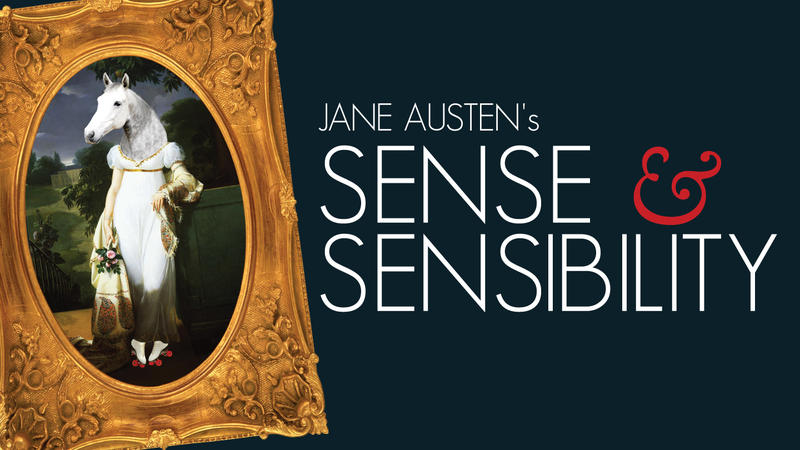 Artwork for Sense and Sensibility at Bedlam