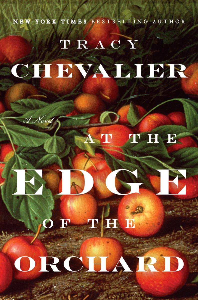Book Cover - At the Edge of the Orchard