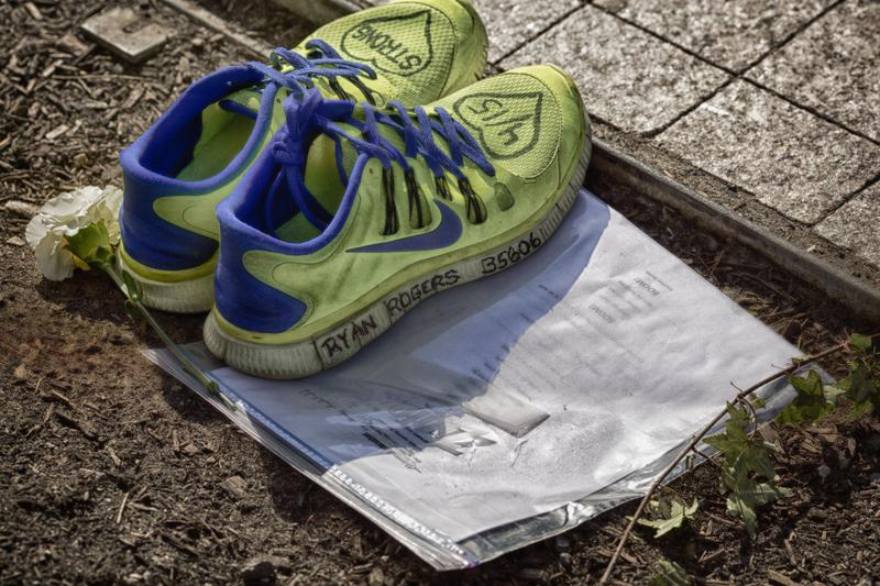 Boston Marathon Tribute photo