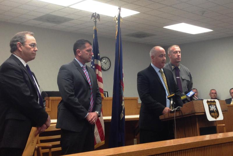 Rotterdam Police today gave an update on their investigation into a fatal police shooting over the weekend.