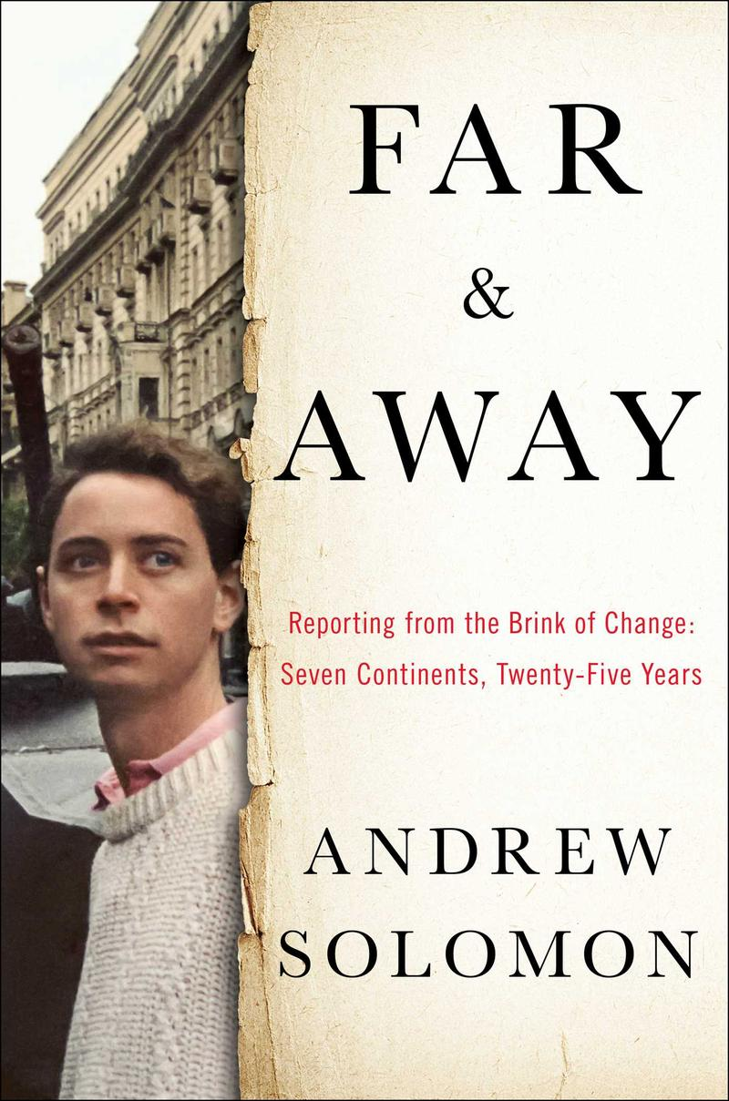 Book Cover - Far & Away