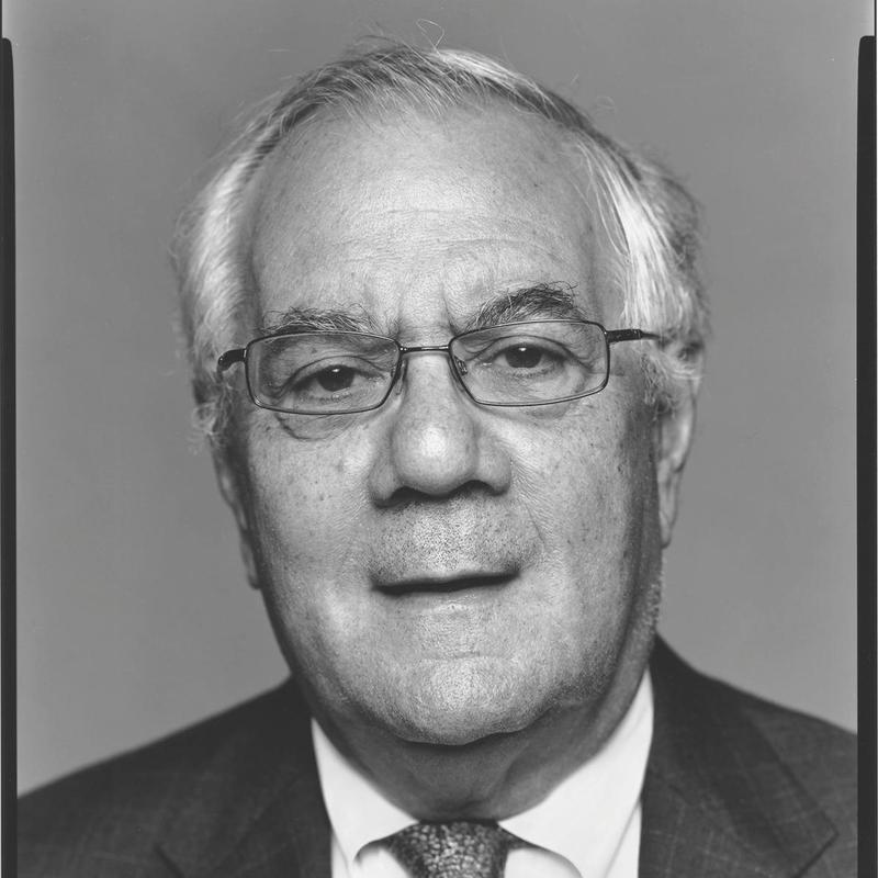 Former Massachusetts Congressman Barney Frank