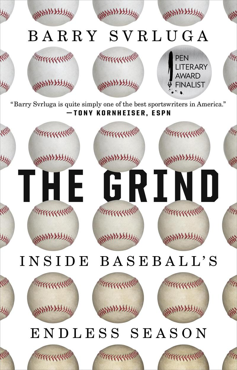 Book Cover - The Grind