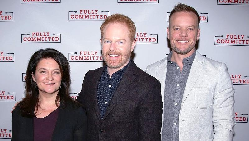 Becky Mode, Jesse Tyler Ferguson, and Jason Moore