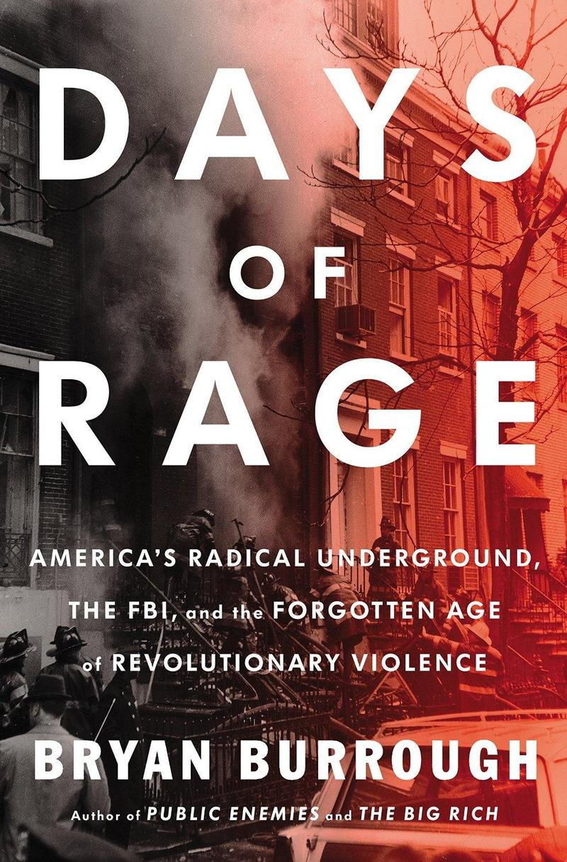 Book Cover - Days of Rage