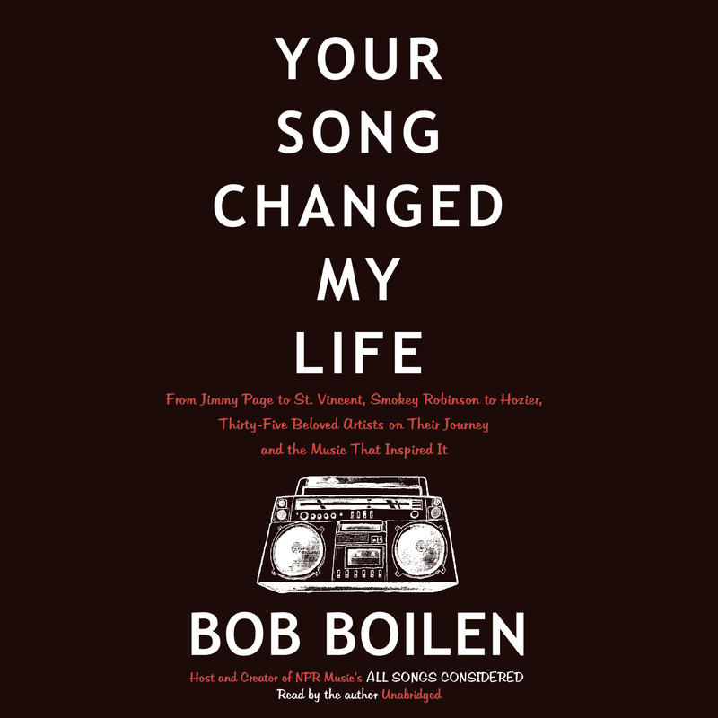 Book Cover - Your Song Changed My Life