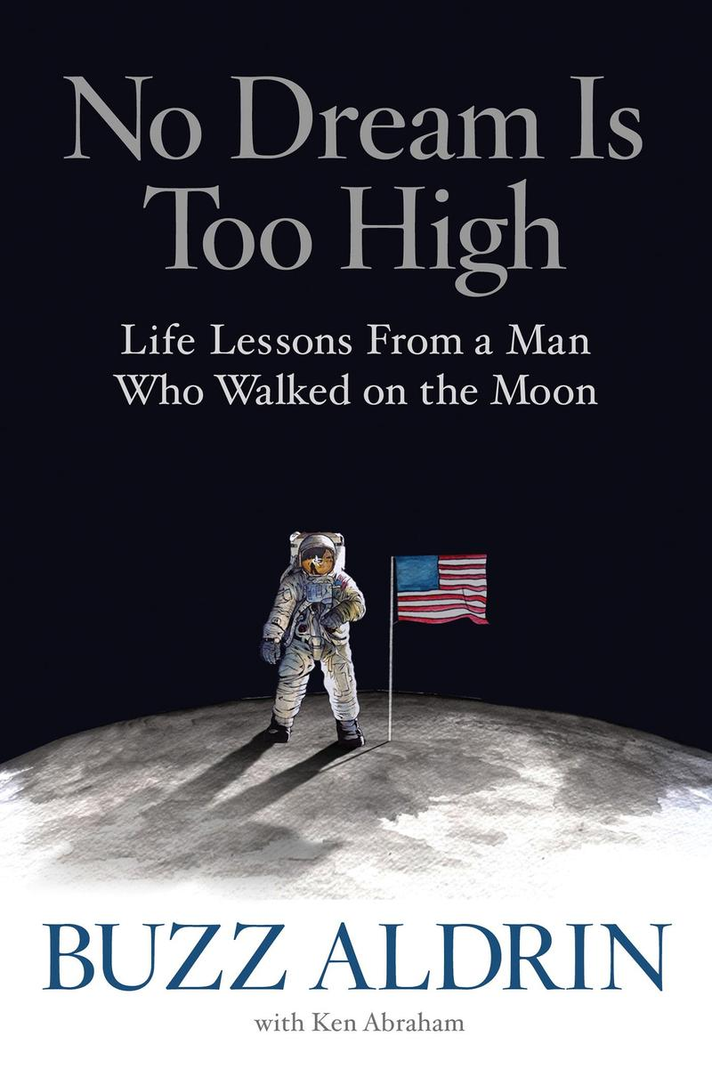 Book Cover - No Dream To High