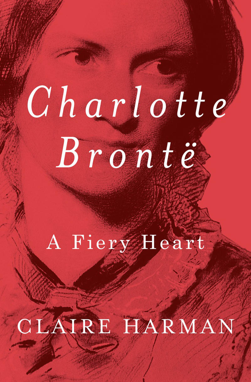 Book Cover - Charlotte Brontë: A Fiery Heart