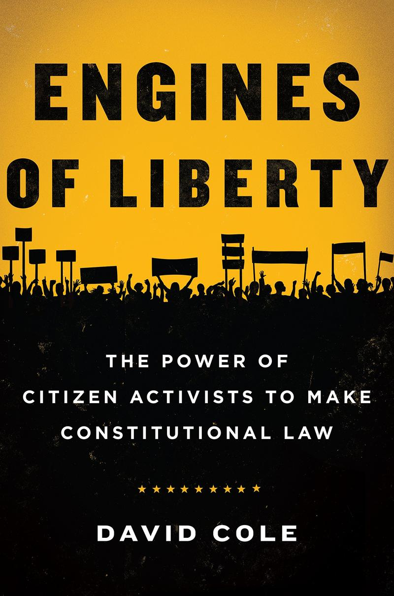 Book Cover - Engines of Liberty
