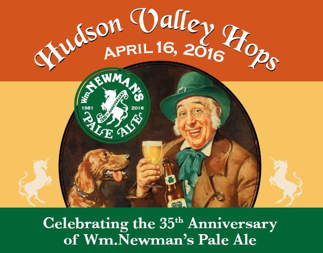 Hudson Valley Hops logo