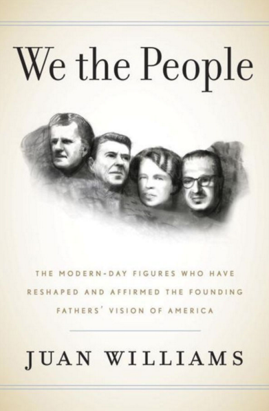Book Cover - We The People