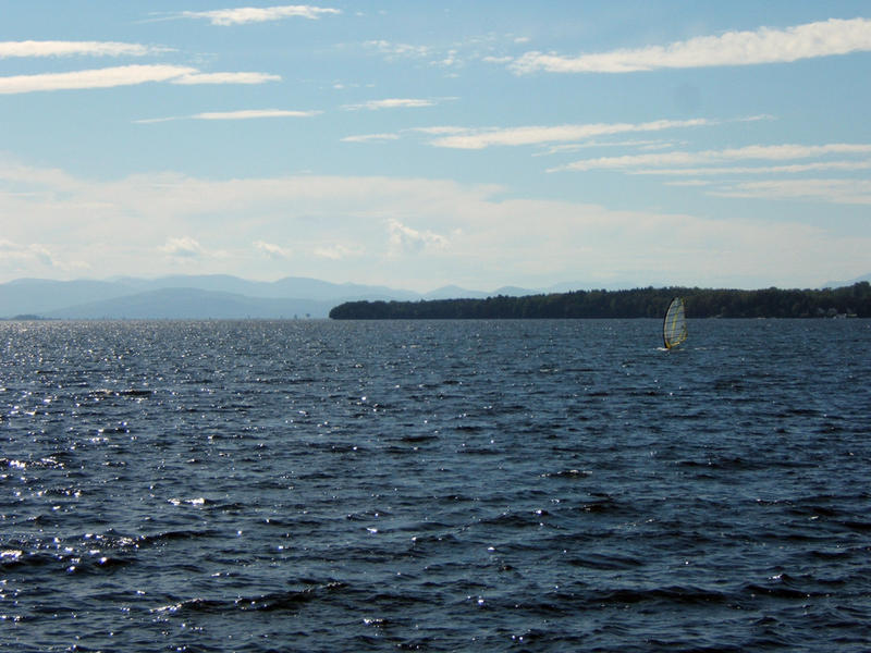 Lake Champlain (file photo)