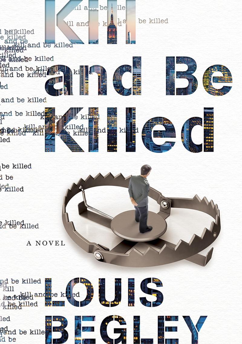 Book Cover - Kill and be Killed