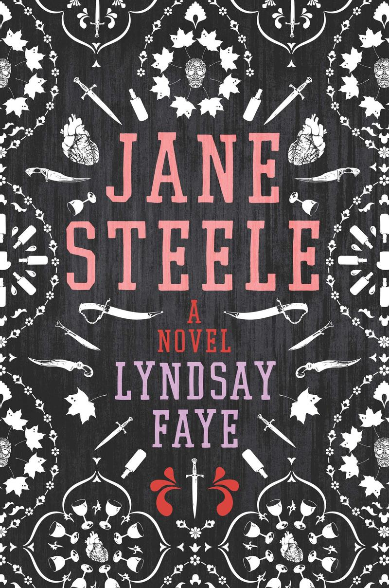 Book Cover - Jane Steele