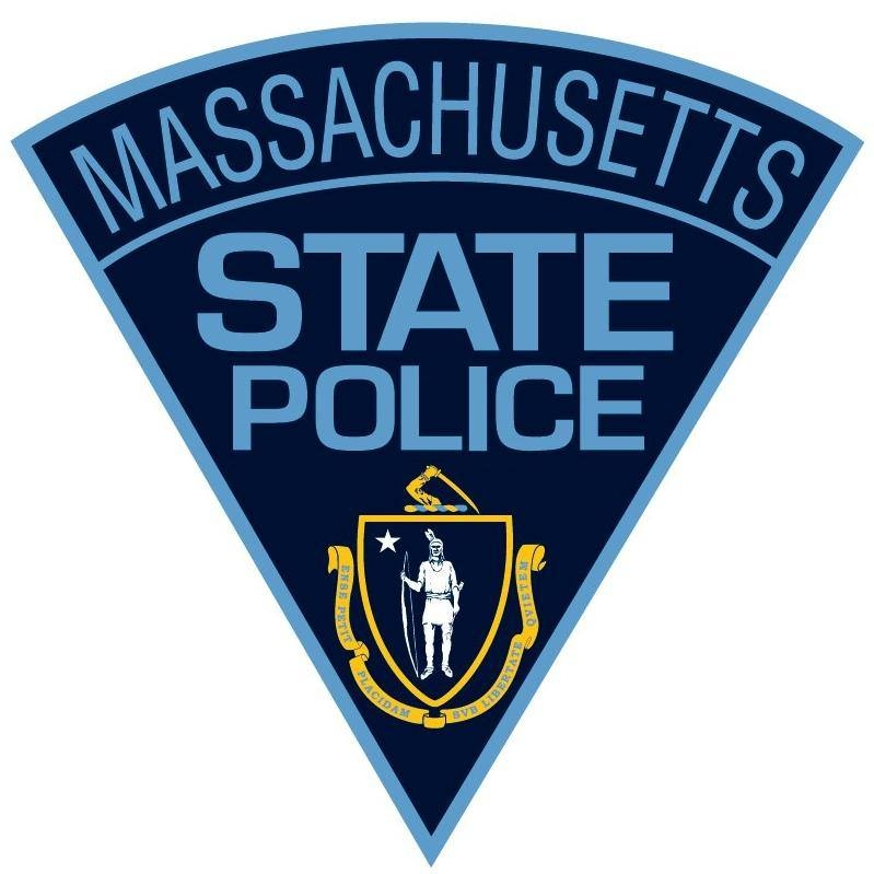 This is the logo of the Massachusetts State Police