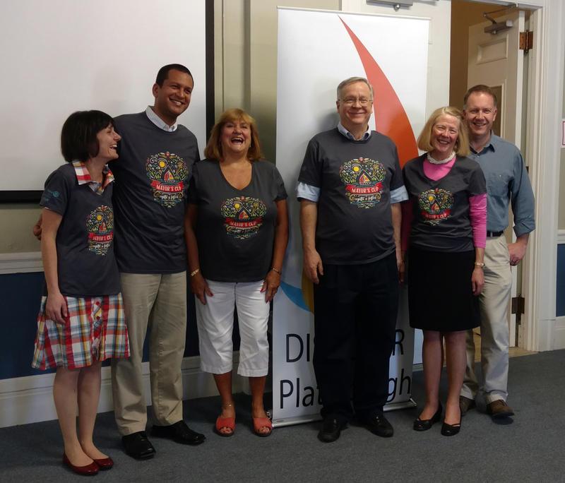 Mayor's Cup organizers