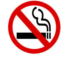 "This is a ""No Smoking"" sign"