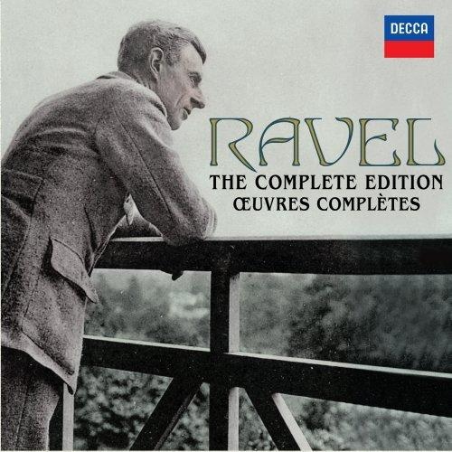 Album artwork for Ravel: The Complete Edition