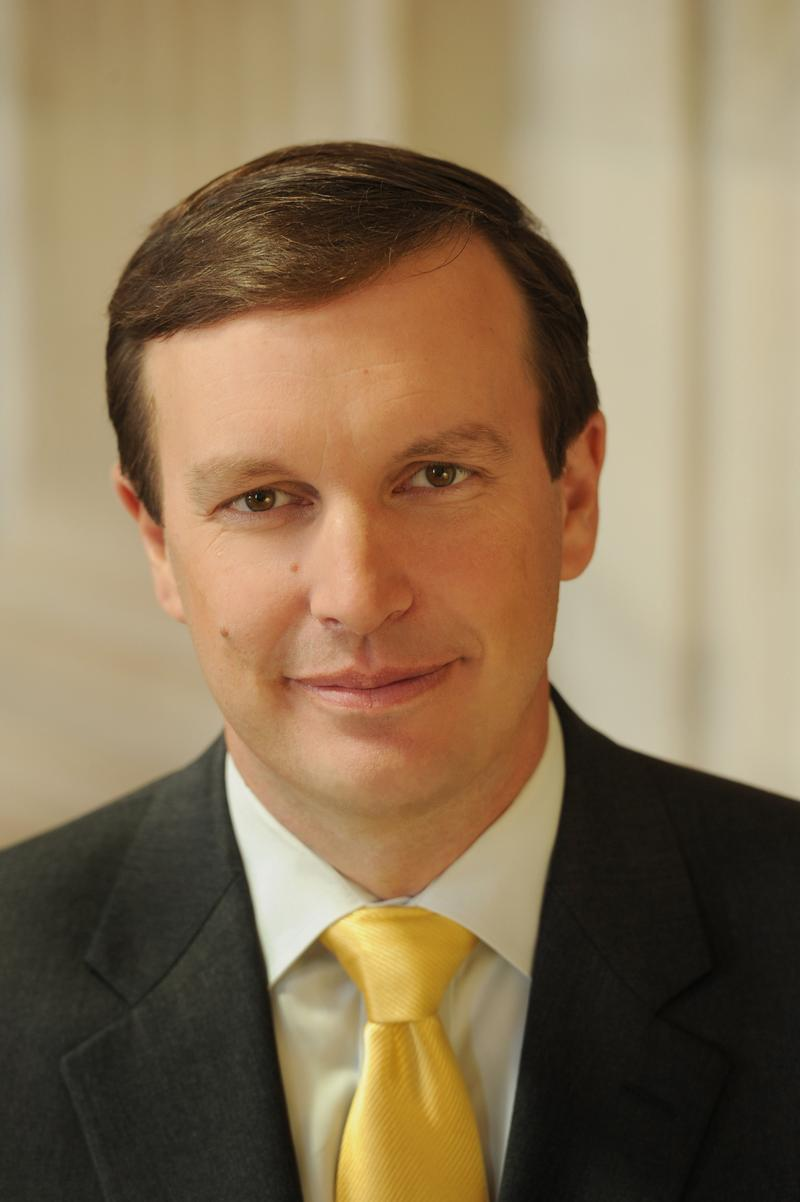 This is picture of Connecticut U.S. Senator Chris Murphy