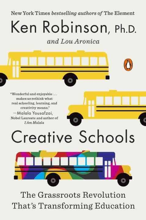 Book Cover - Creative Schools