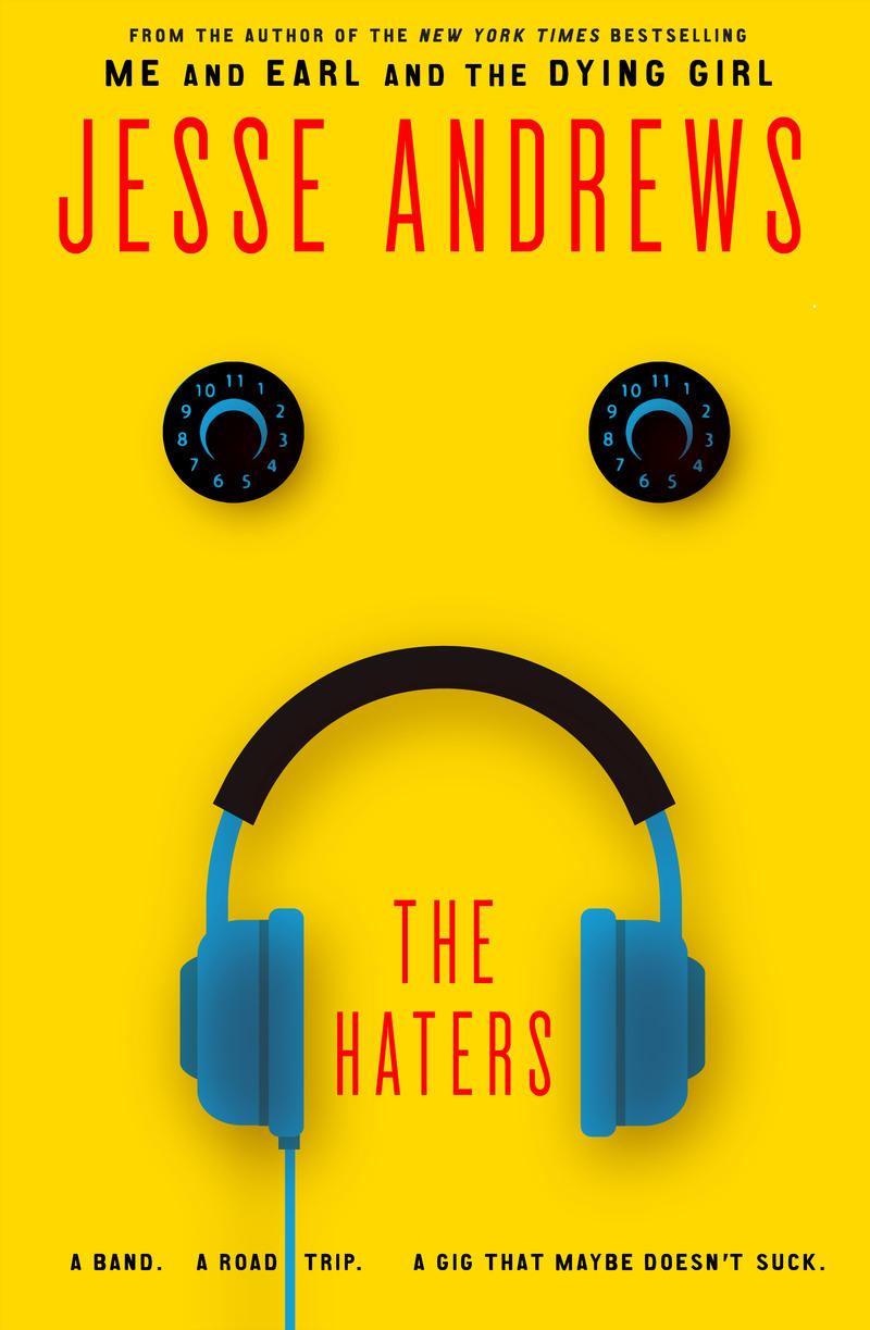 Book Cover - The Haters