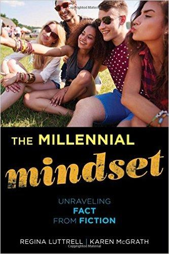 Book Cover - The Millennial Mindset