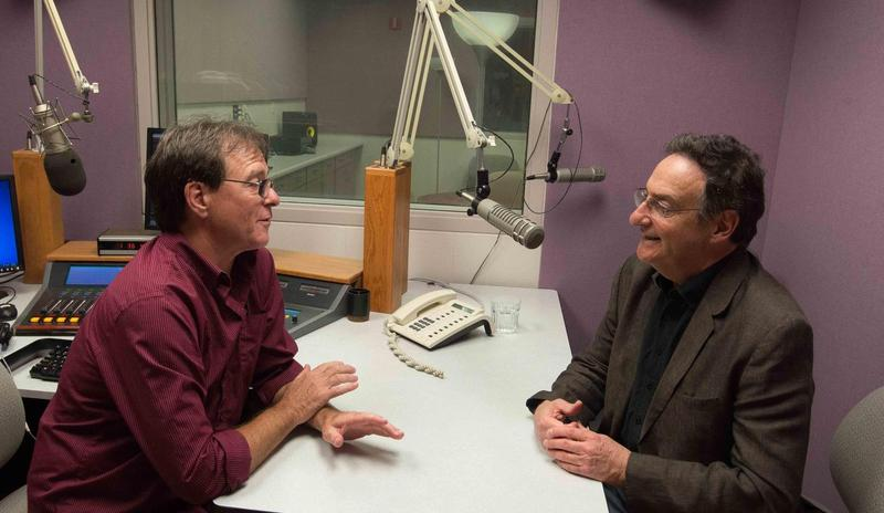 The Best of Our Knowledge host Bob Barrett chats with Ira Flatow
