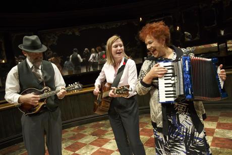 Bristol Pomeroy, Jenn Chandler, Patricia Bartlett
