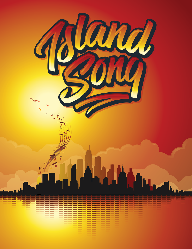 Island Song poster for ATF