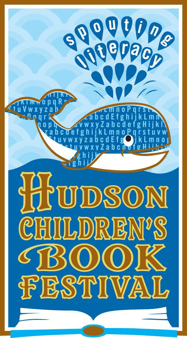 Hudson Children's Book Festival logo