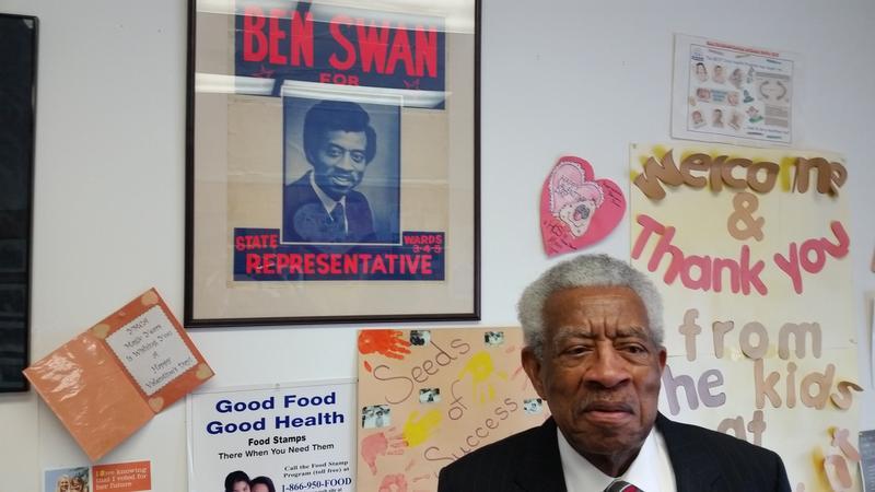 State Rep. Benjamin Swan