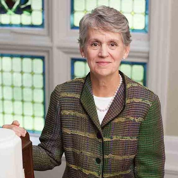 Vassar College President Catharine Bond Hill