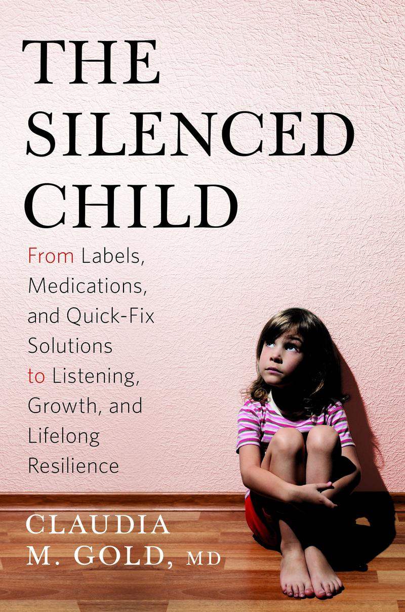Book Cover - The Silenced Child