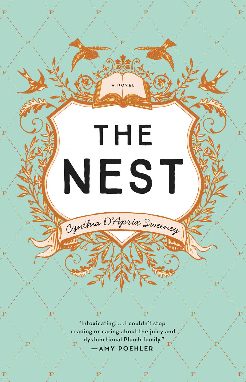 Book Cover - The Nest
