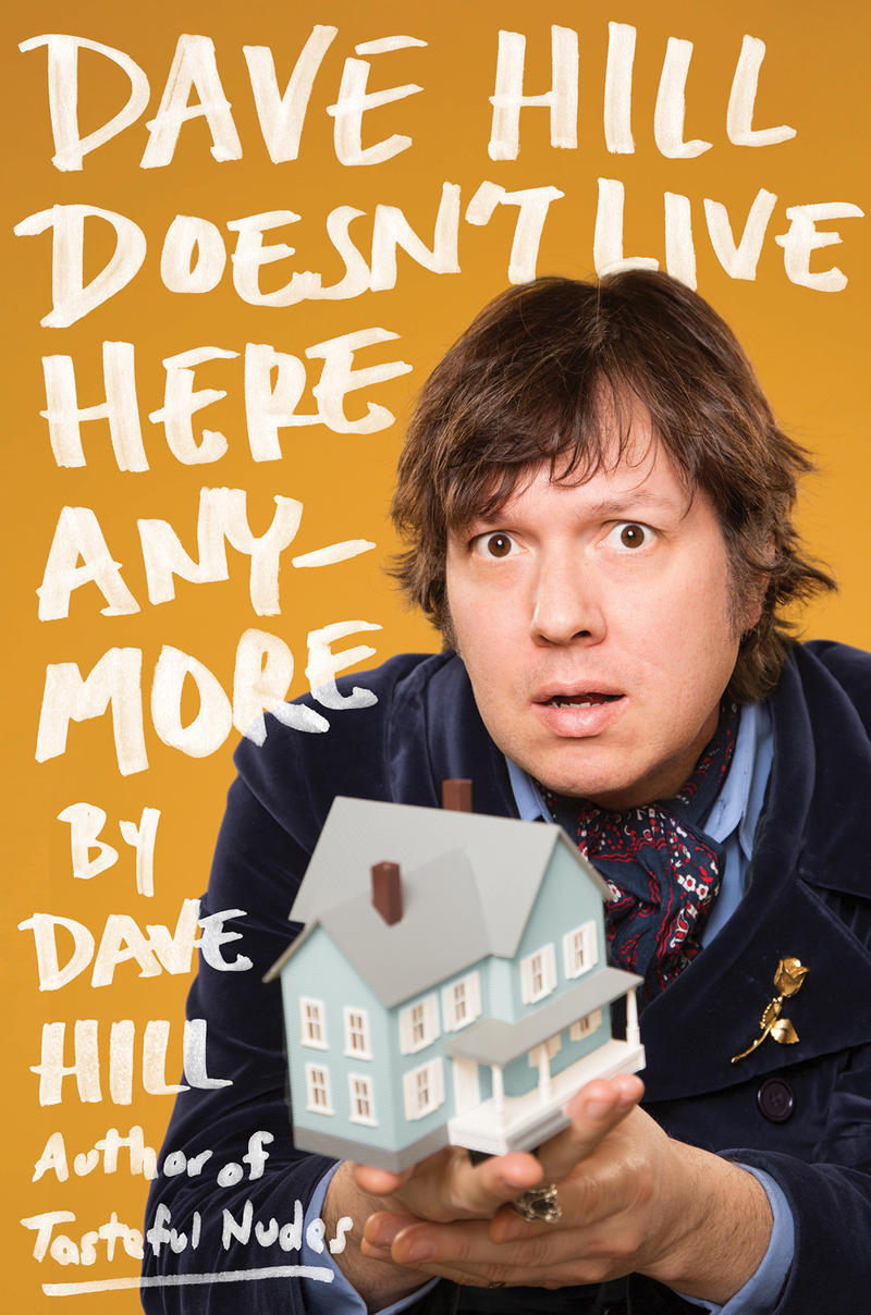 Book Cover - Dave Hill Doesn't Live Here Anymore