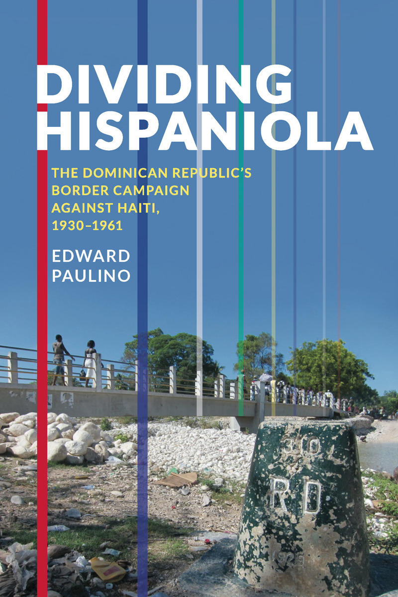 Book Cover - Dividing Hispaniola