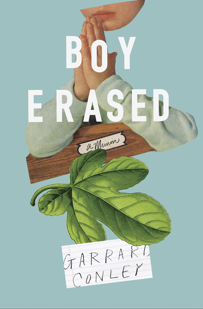 Book Cover - Boy Erased