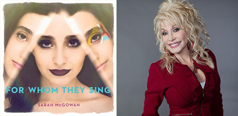 Sarah McGowan & Dolly Parton