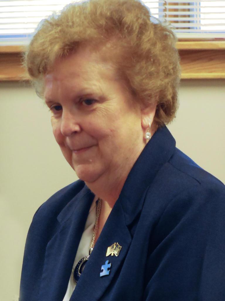 Assemblywoman Janet Duprey