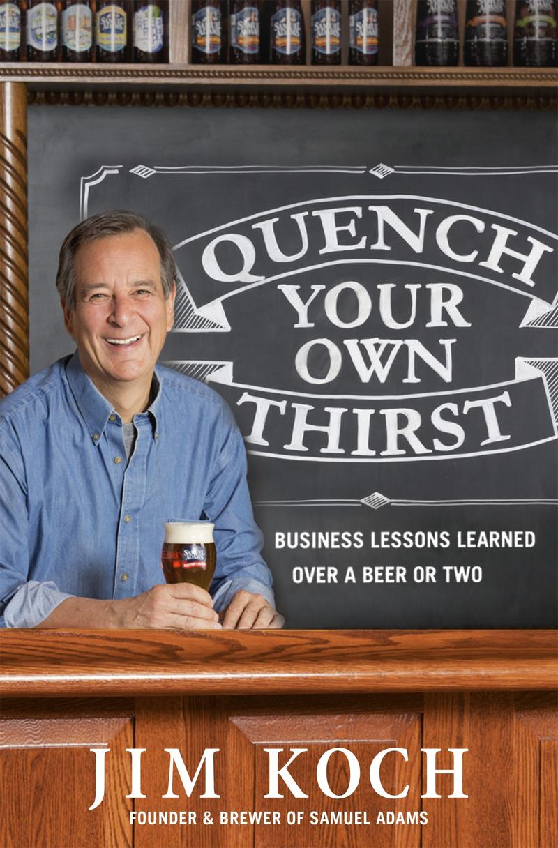 Book Cover - Quench Your Own Thirst
