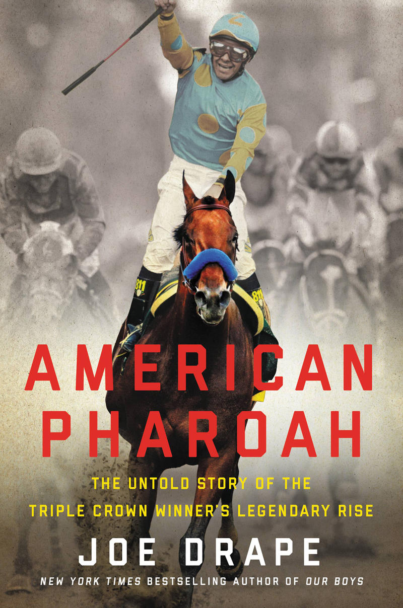 Book Cover - American Pharoah