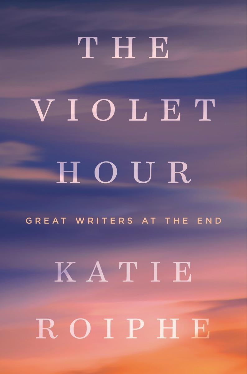 Book Cover - The Violet Hour