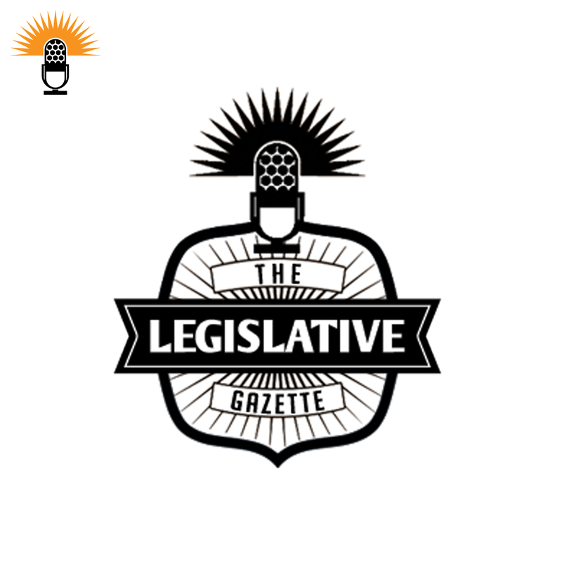 The Legislative Gazette logo