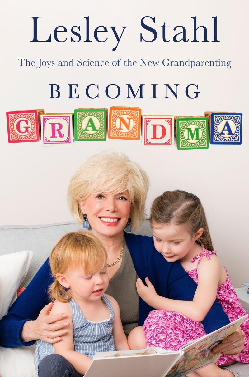Book Cover - Becoming Grandma