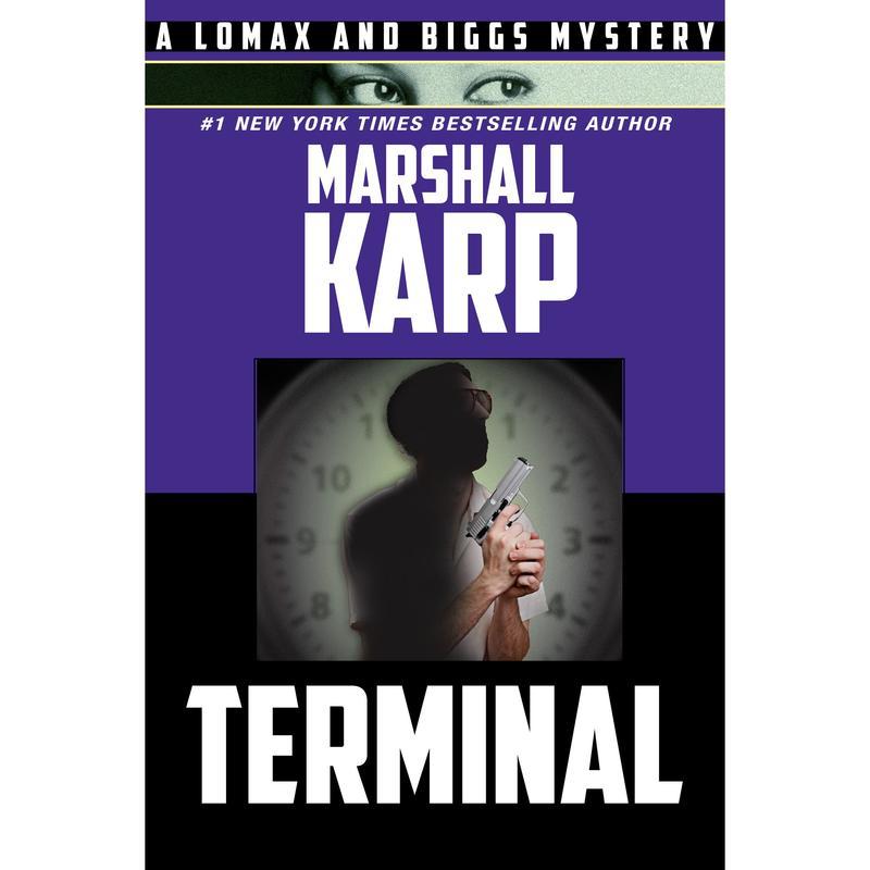 Book Cover - Terminal