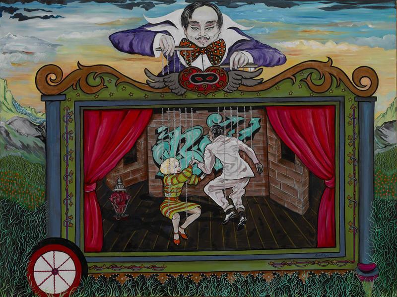 Artwork for Modern Vaudeville