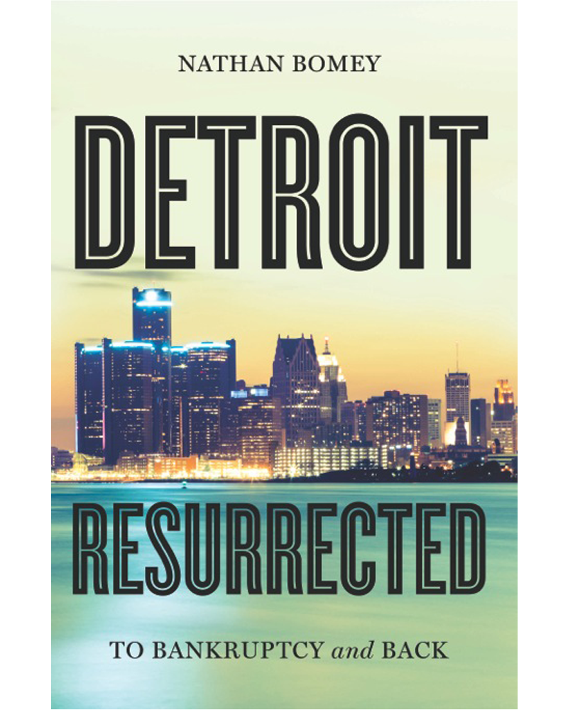 Book Cover - Detroit Resurrected