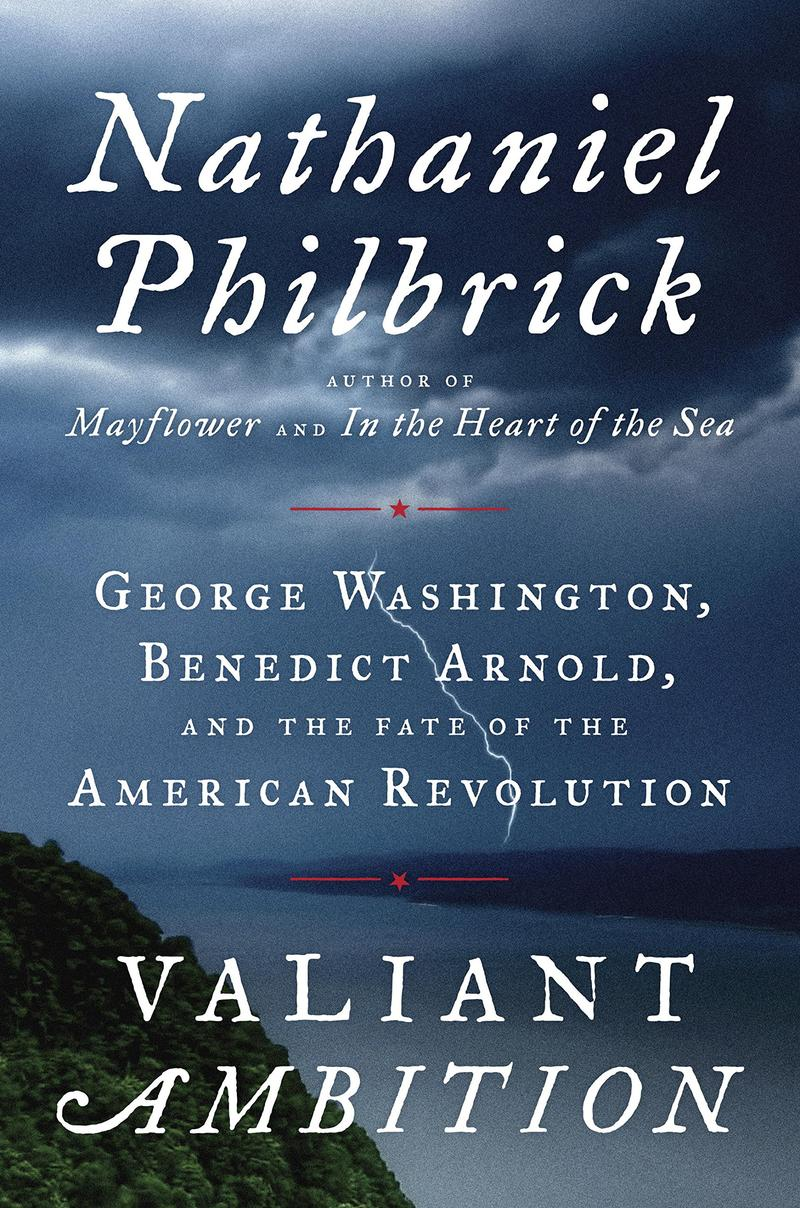 Book Cover - Valiant Ambition