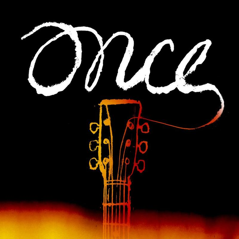 Logo for Once (the musical)