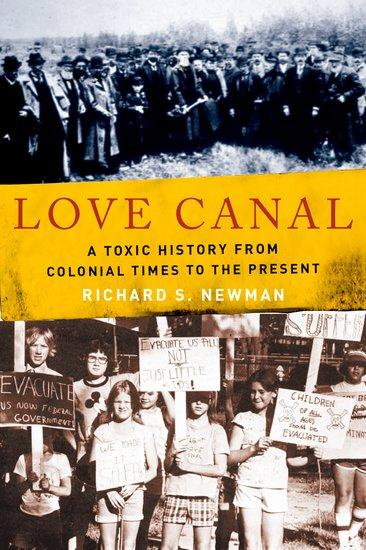 Book Cover - Love Canal